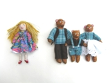 'Goldie Locks and the Three Bears' Individually Priced