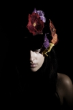 Flower Head Dress 4