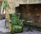 Overgrown Furniture