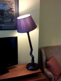 Little Crooked Lamp