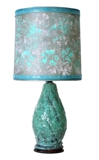 The Potato Stamp Lamp